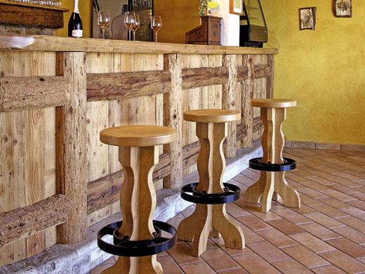 mobilier restaurant de montagne. Black Bedroom Furniture Sets. Home Design Ideas